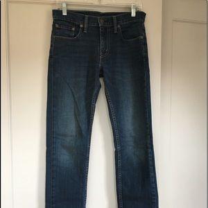 Levi's 511 Jeans  30 x 32